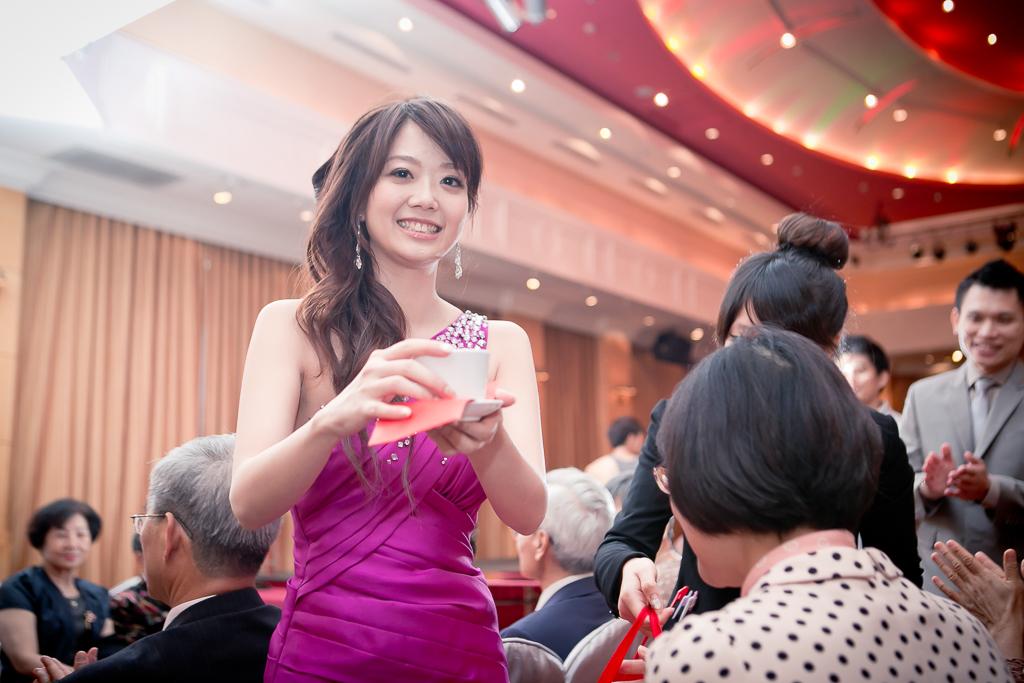 台中僑園飯店 文定午宴125