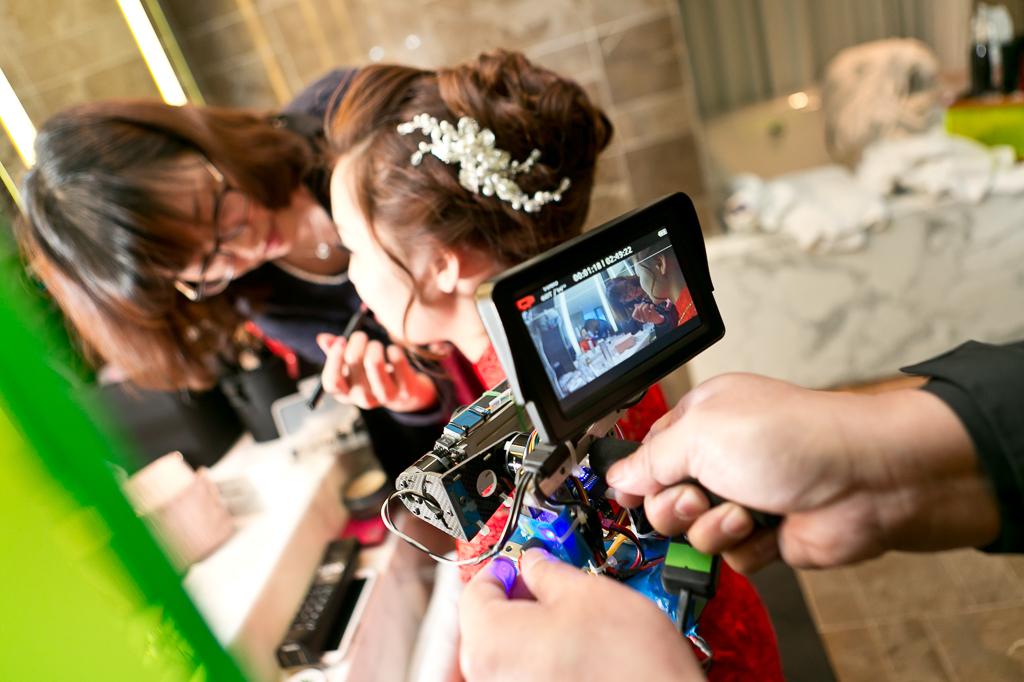 台北世貿33會館 結婚晚宴005