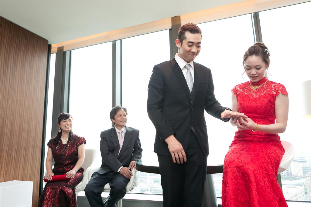 台北世貿33會館 結婚晚宴026