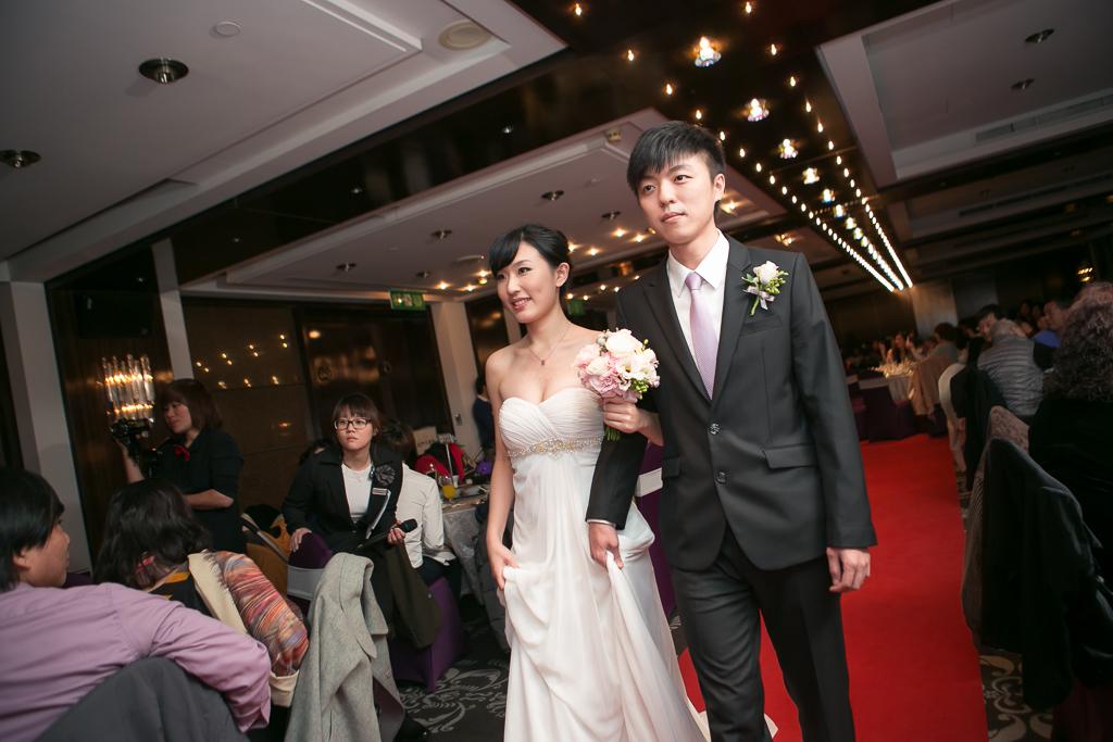 台北世貿33會館 結婚晚宴087
