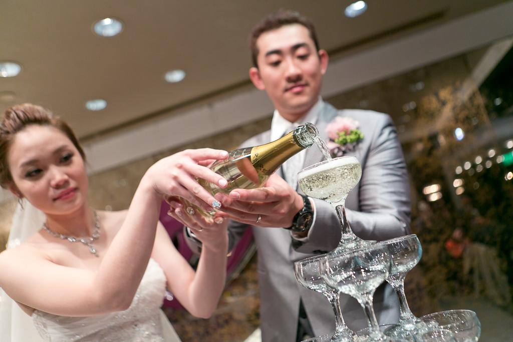 台北世貿33會館 結婚晚宴101