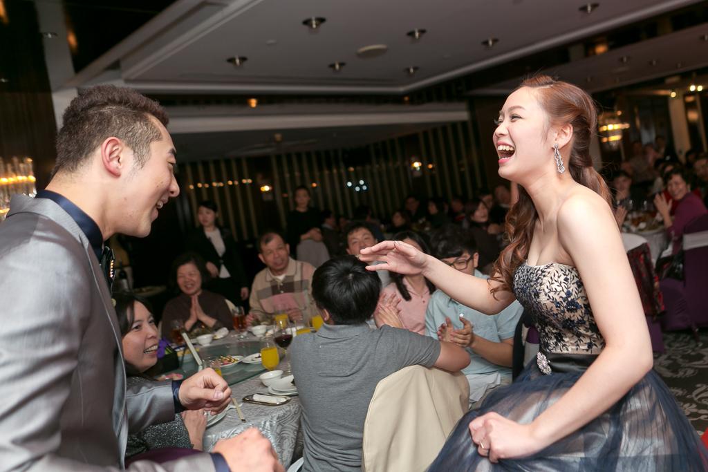 台北世貿33會館 結婚晚宴109
