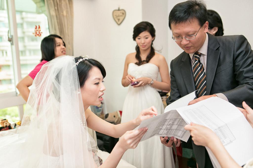 台北君悅酒店 天母禮拜堂證婚 晚宴007