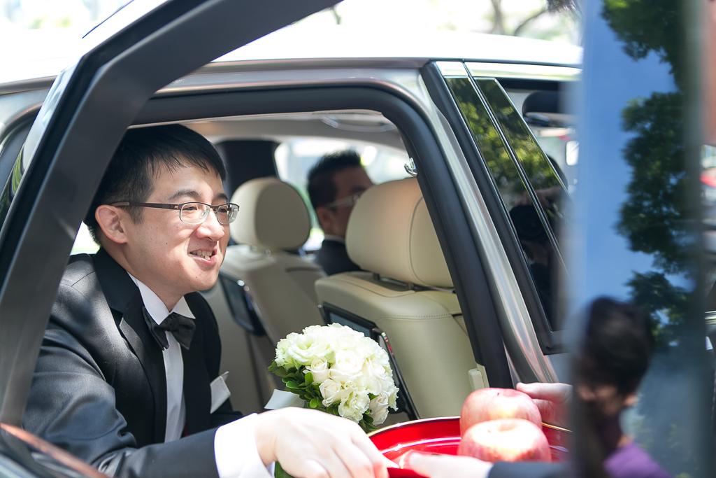 台北君悅酒店 天母禮拜堂證婚 晚宴017