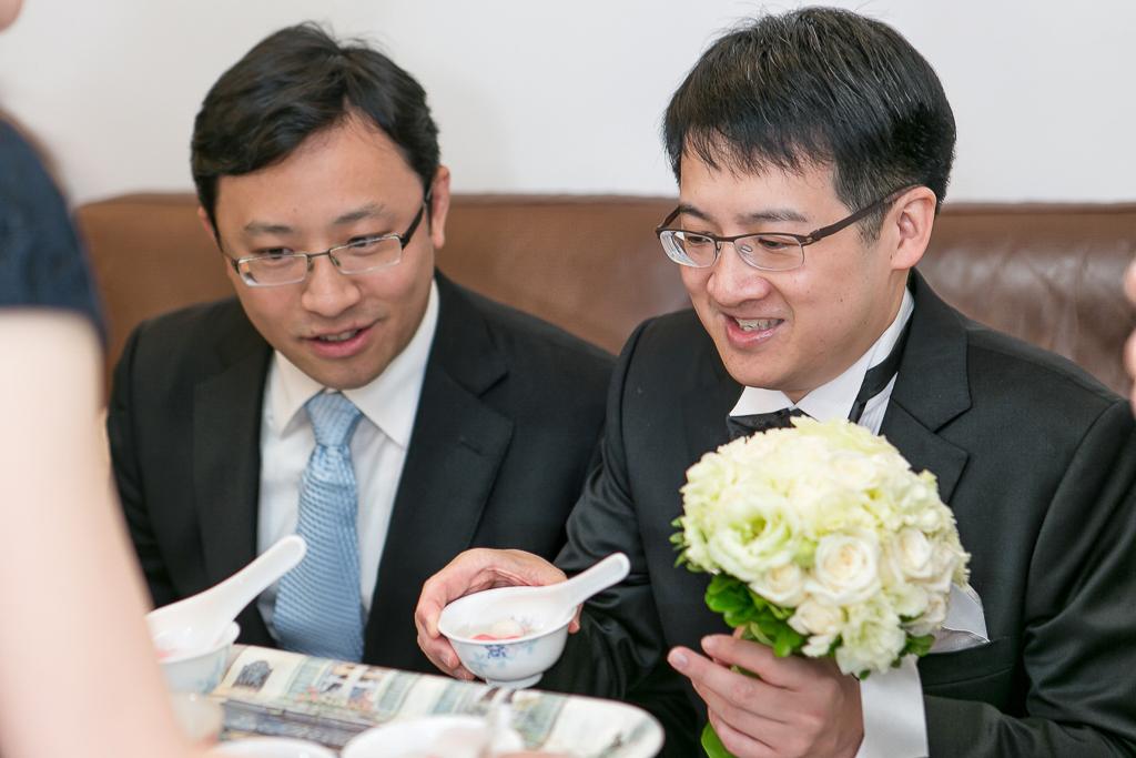 台北君悅酒店 天母禮拜堂證婚 晚宴019