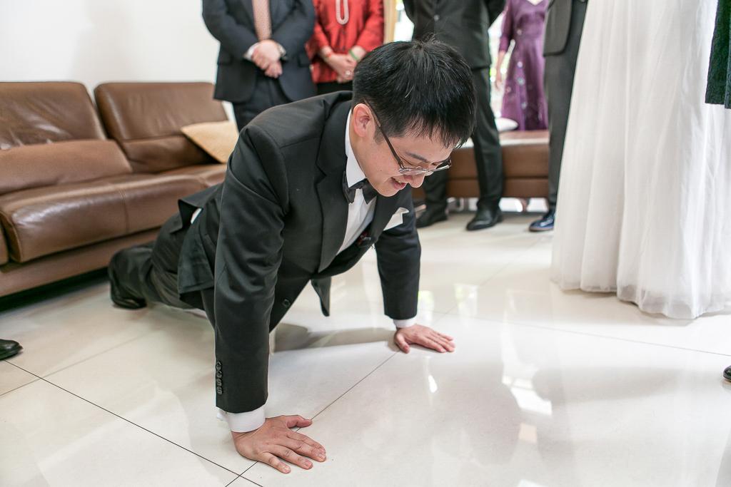 台北君悅酒店 天母禮拜堂證婚 晚宴021