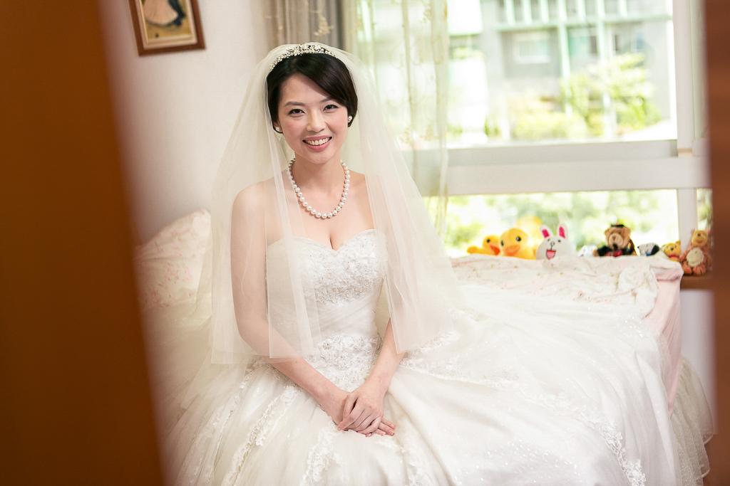 台北君悅酒店 天母禮拜堂證婚 晚宴026