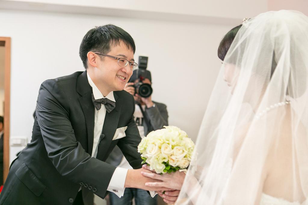 台北君悅酒店 天母禮拜堂證婚 晚宴029