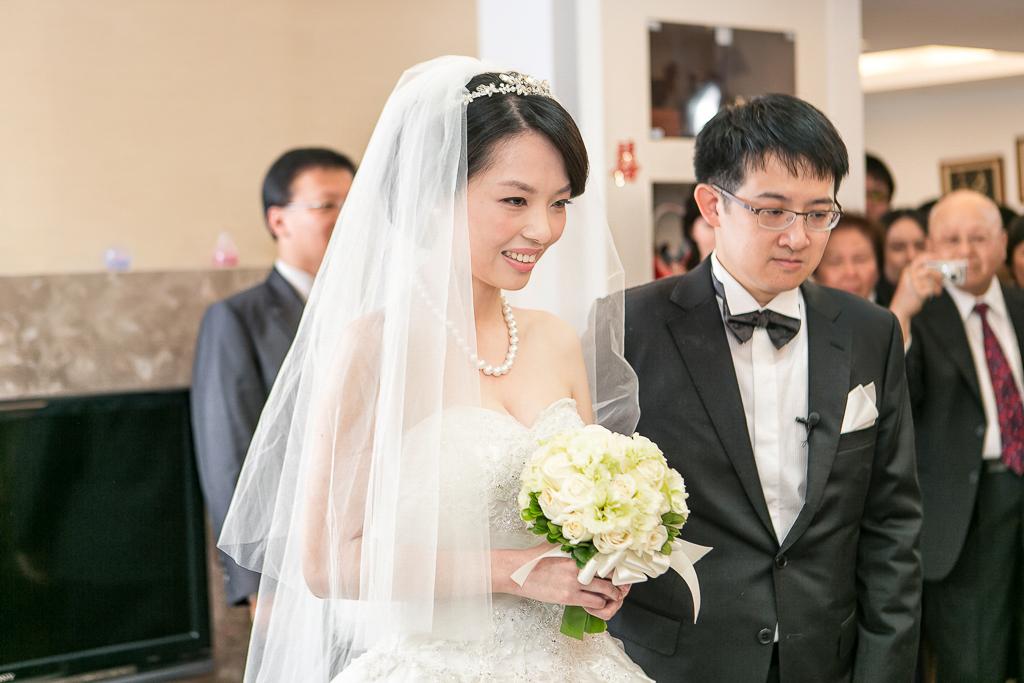 台北君悅酒店 天母禮拜堂證婚 晚宴034