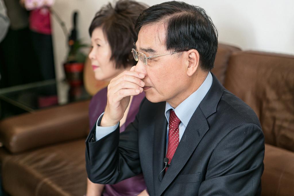 台北君悅酒店 天母禮拜堂證婚 晚宴036