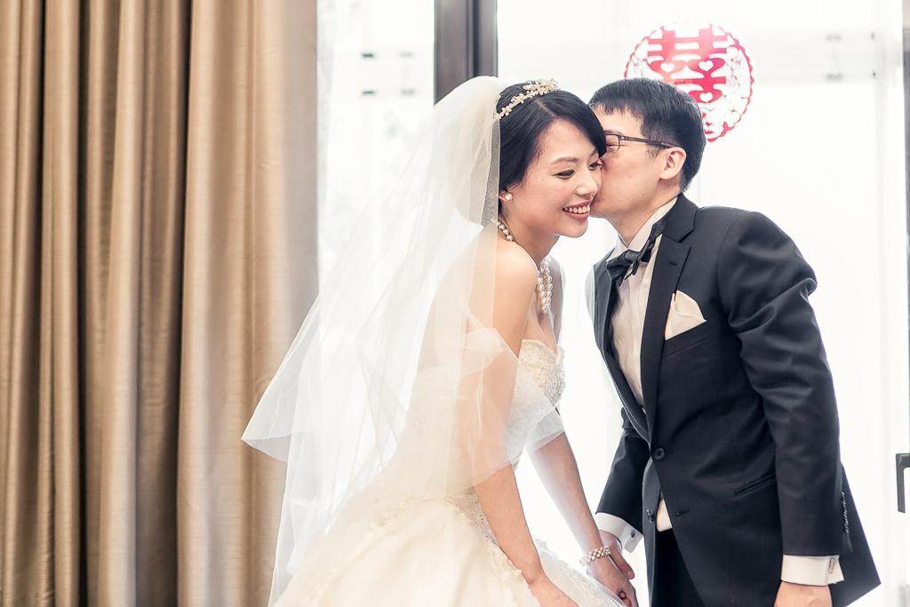 台北君悅酒店 天母禮拜堂證婚 晚宴051