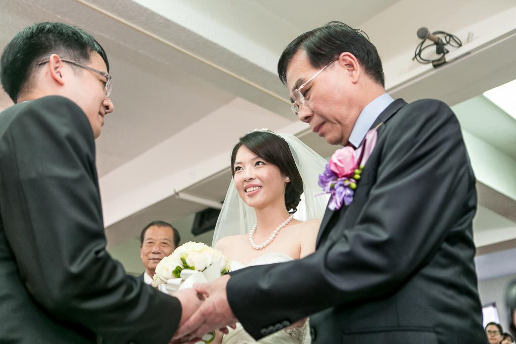 台北君悅酒店 天母禮拜堂證婚 晚宴062