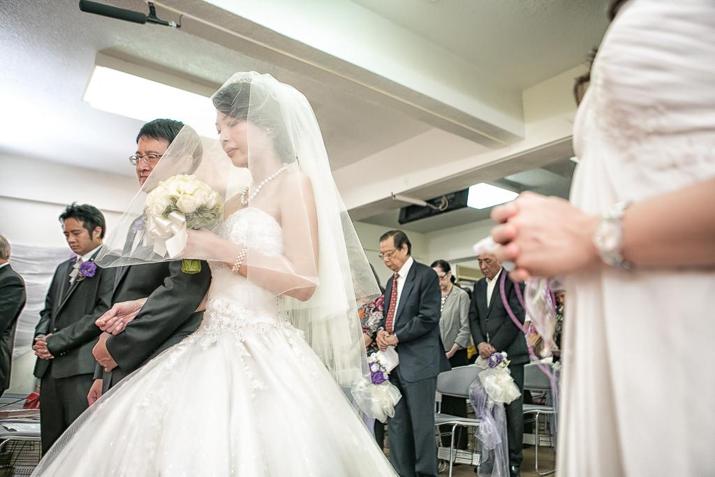 台北君悅酒店 天母禮拜堂證婚 晚宴070