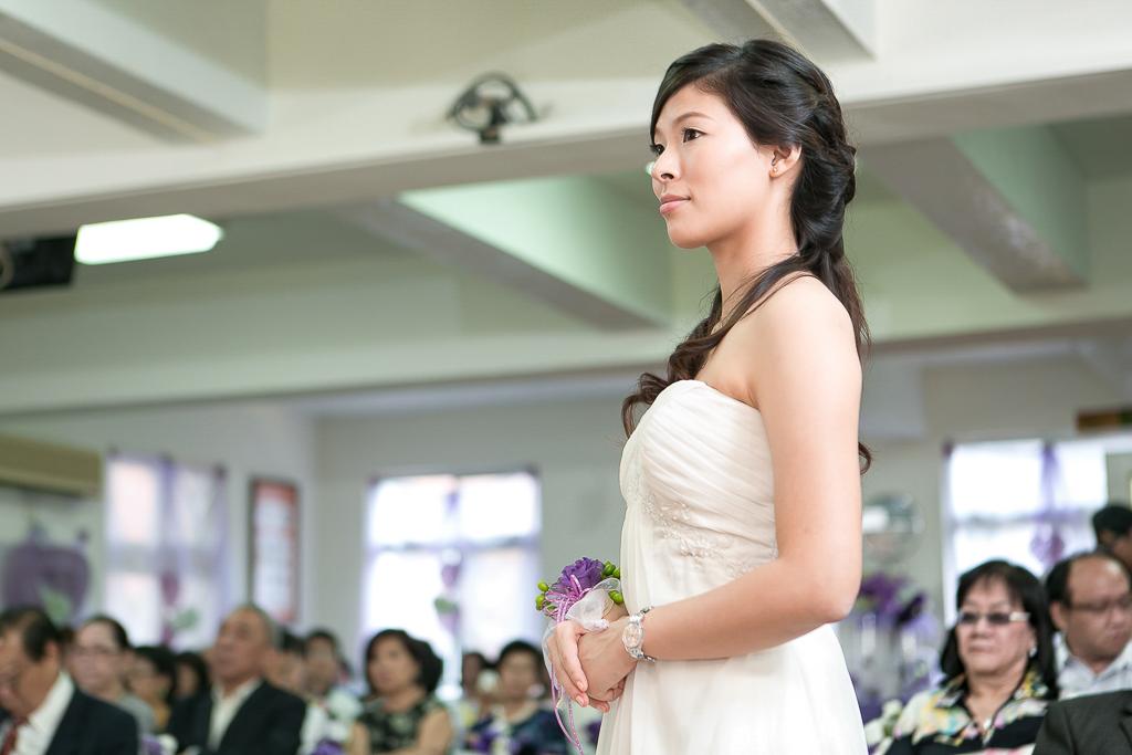 台北君悅酒店 天母禮拜堂證婚 晚宴071