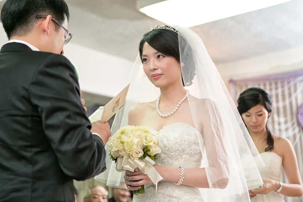 台北君悅酒店 天母禮拜堂證婚 晚宴078