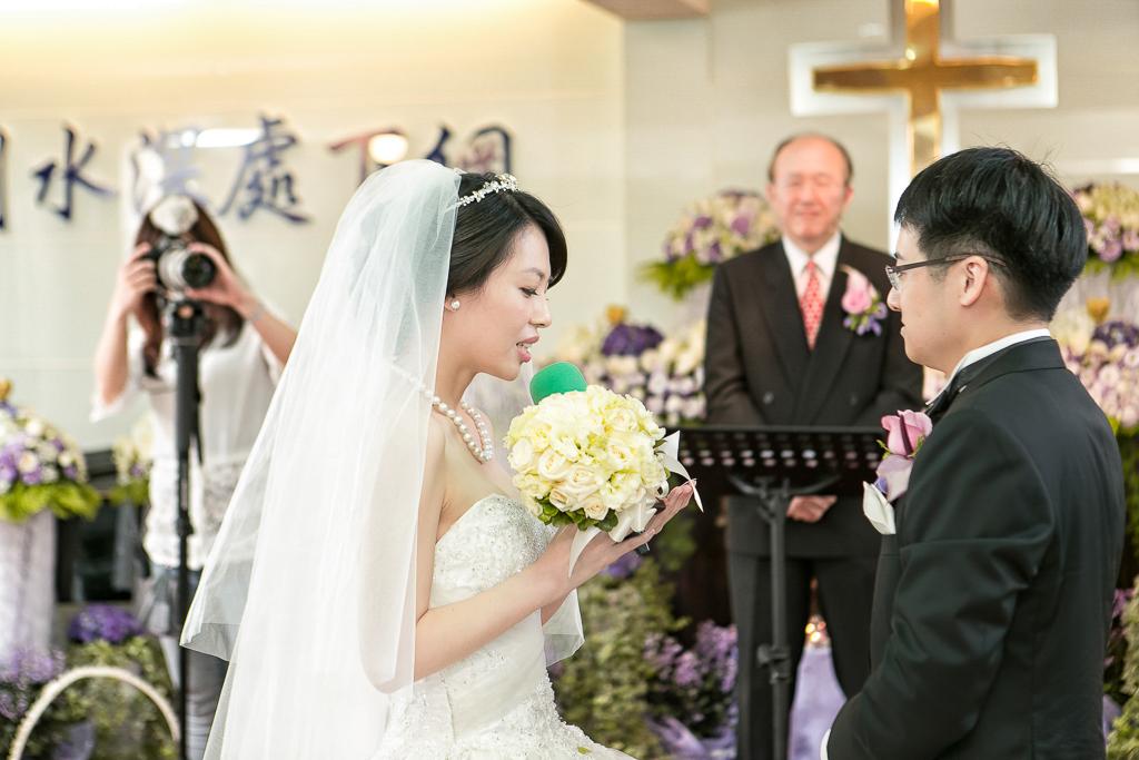 台北君悅酒店 天母禮拜堂證婚 晚宴079