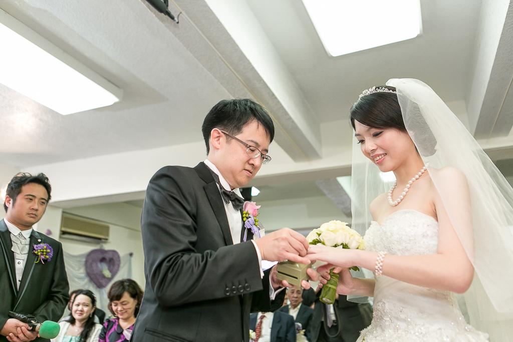 台北君悅酒店 天母禮拜堂證婚 晚宴081