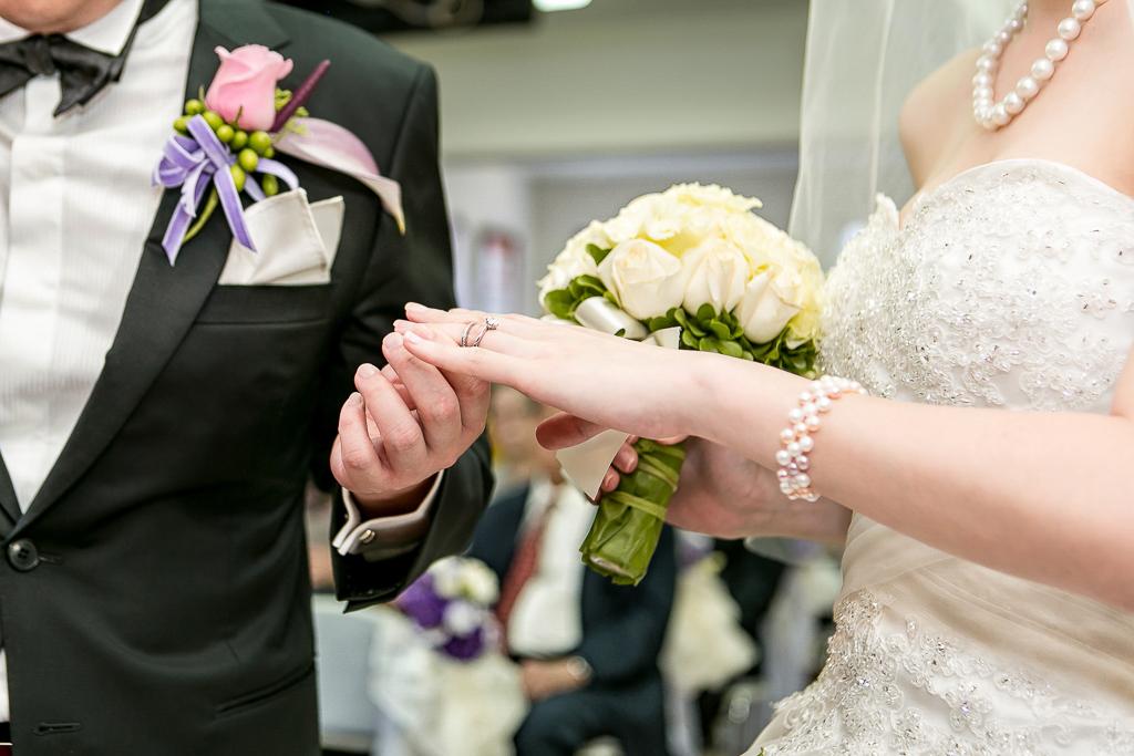 台北君悅酒店 天母禮拜堂證婚 晚宴082