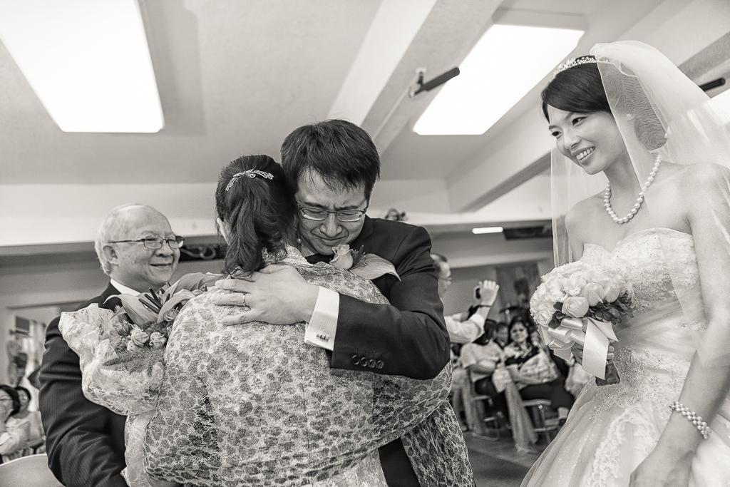 台北君悅酒店 天母禮拜堂證婚 晚宴086