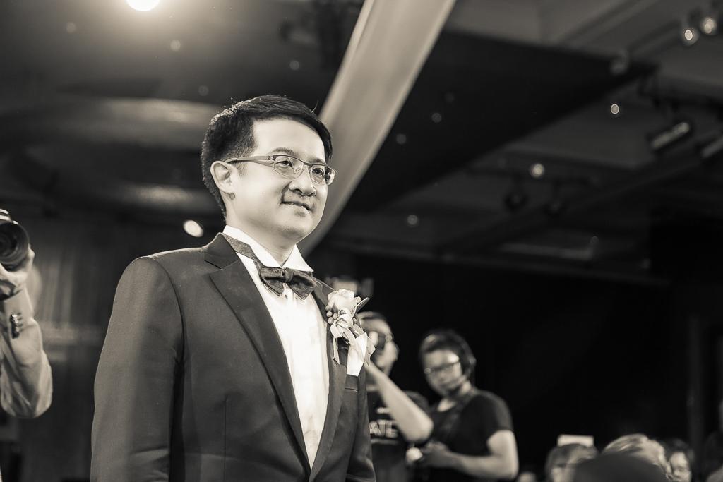 台北君悅酒店 天母禮拜堂證婚 晚宴110