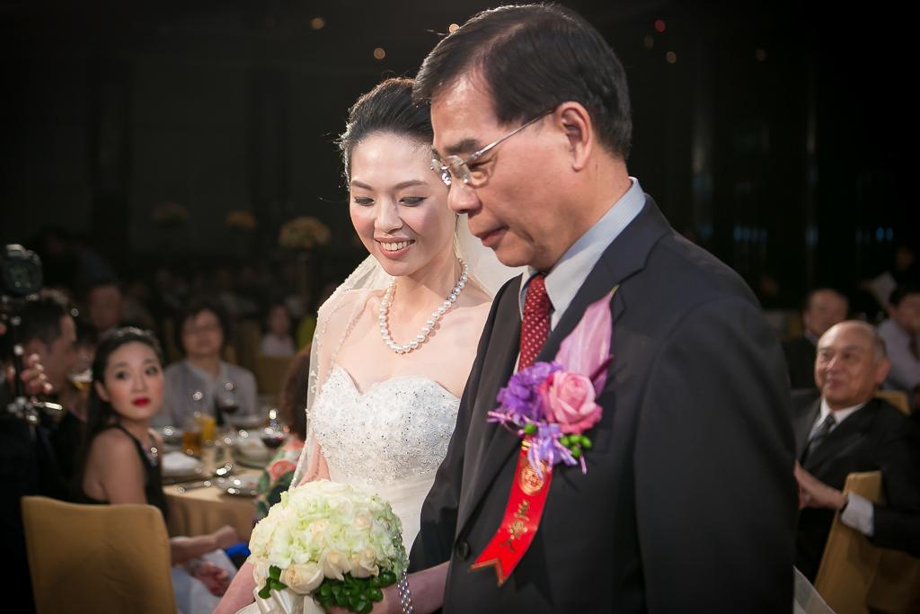 台北君悅酒店 天母禮拜堂證婚 晚宴112