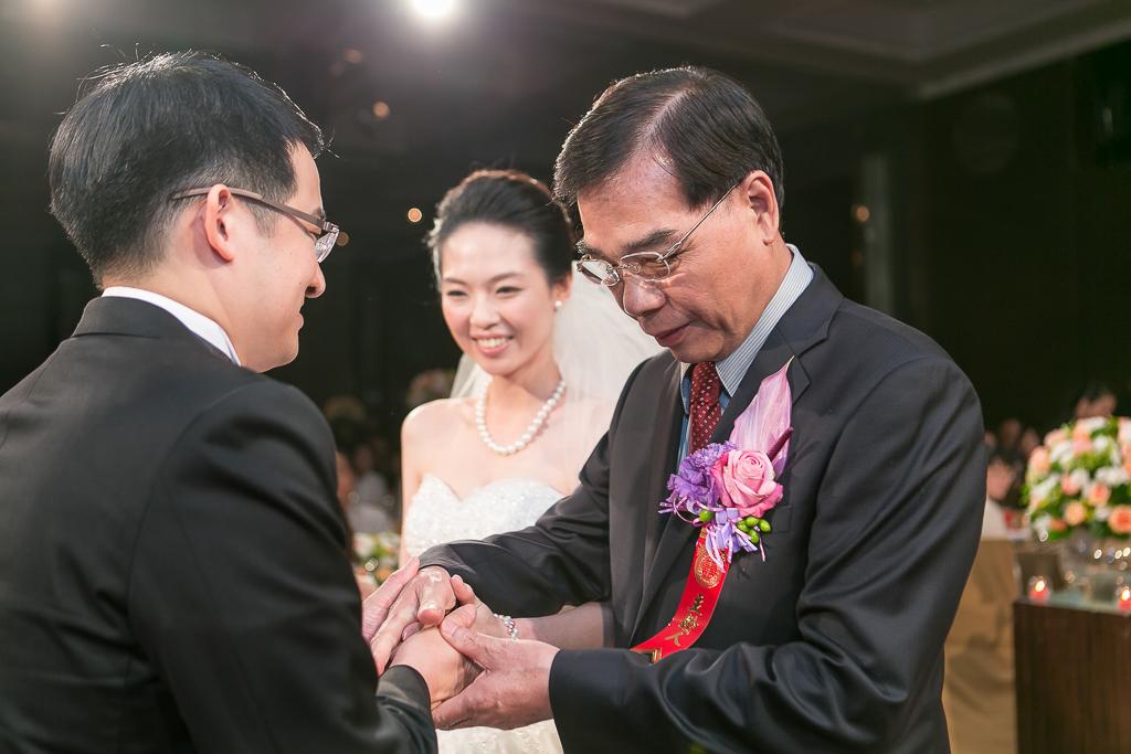 台北君悅酒店 天母禮拜堂證婚 晚宴114