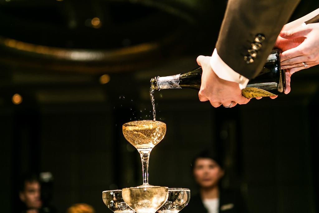 台北君悅酒店 天母禮拜堂證婚 晚宴119