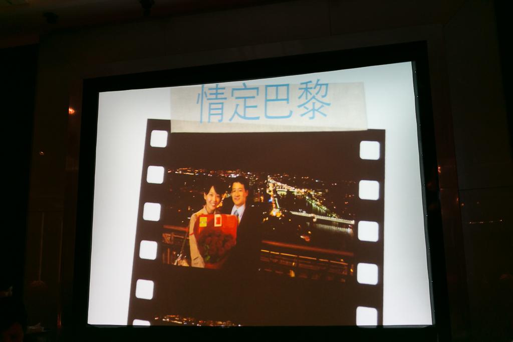 台北君悅酒店 天母禮拜堂證婚 晚宴122