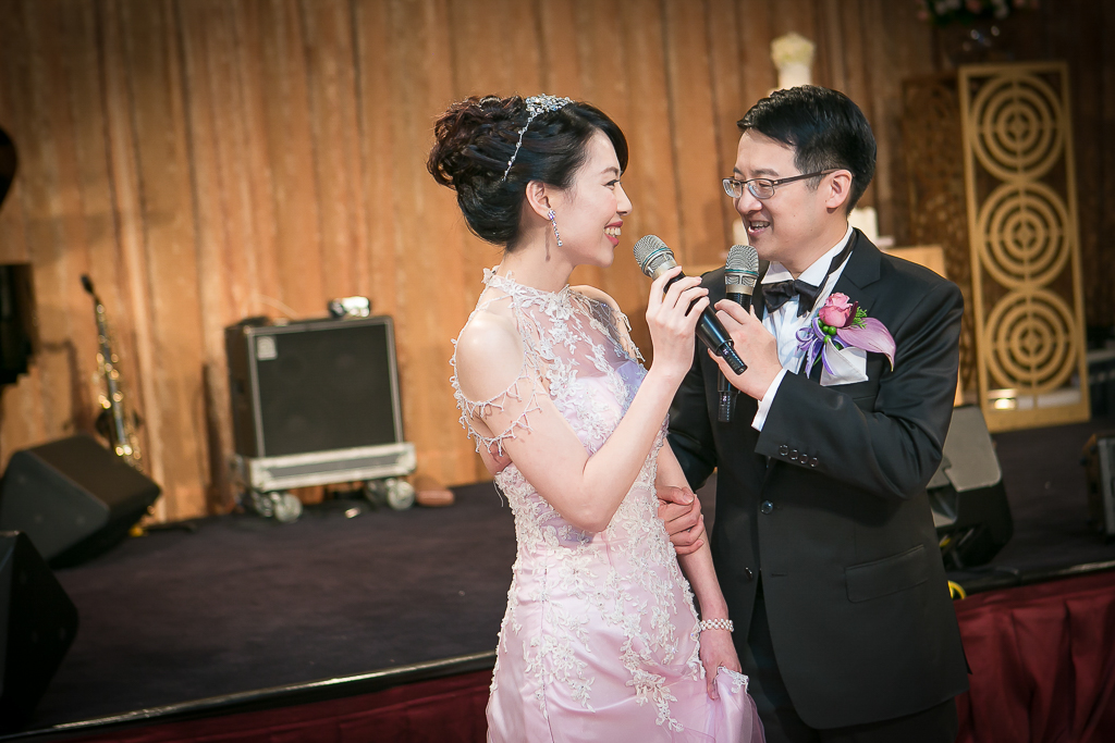台北君悅酒店 天母禮拜堂證婚 晚宴129