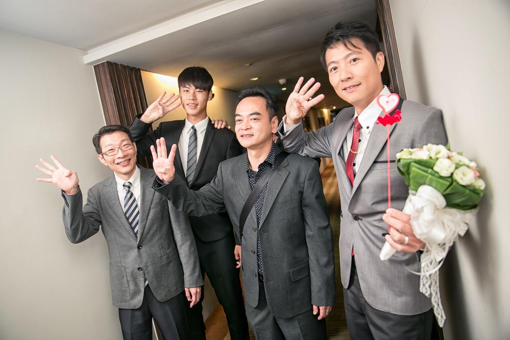 台北和璞飯店 定結午宴176