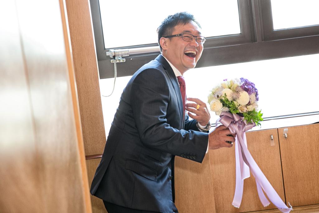 台北晶華酒店 結婚午宴017