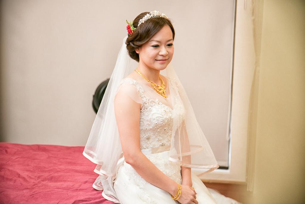 台北晶華酒店 結婚午宴025
