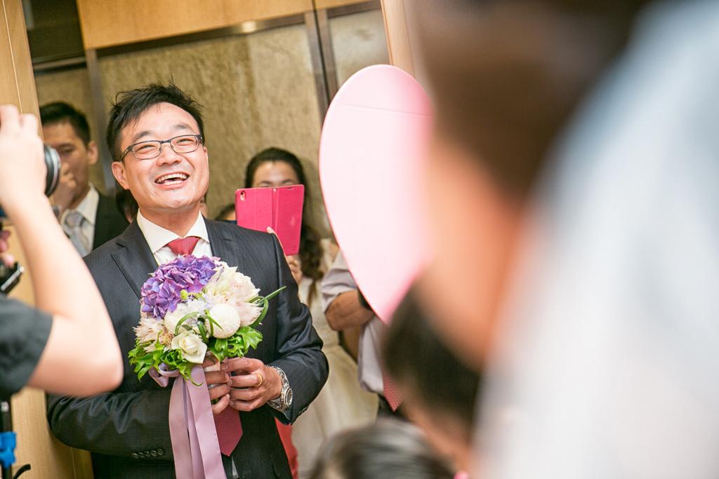 台北晶華酒店 結婚午宴026