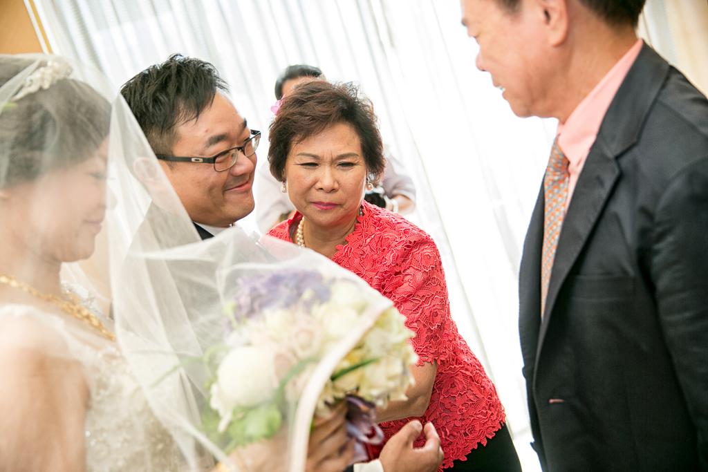 台北晶華酒店 結婚午宴039