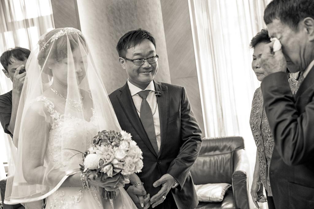 台北晶華酒店 結婚午宴040