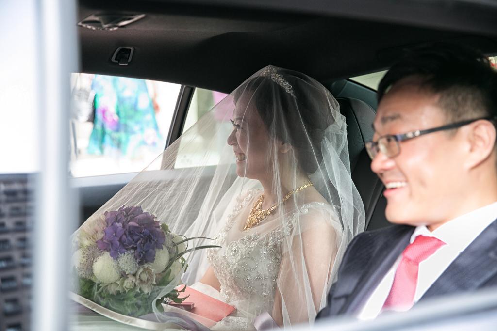 台北晶華酒店 結婚午宴042