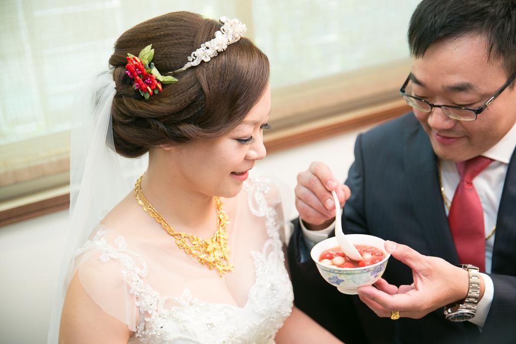 台北晶華酒店 結婚午宴050