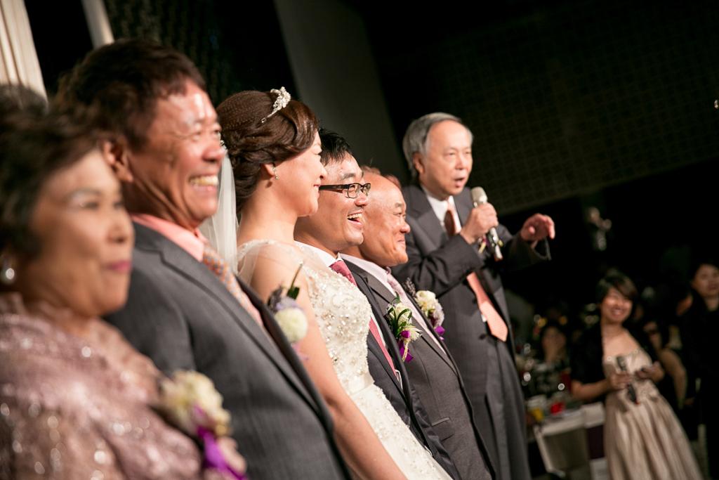 台北晶華酒店 結婚午宴095