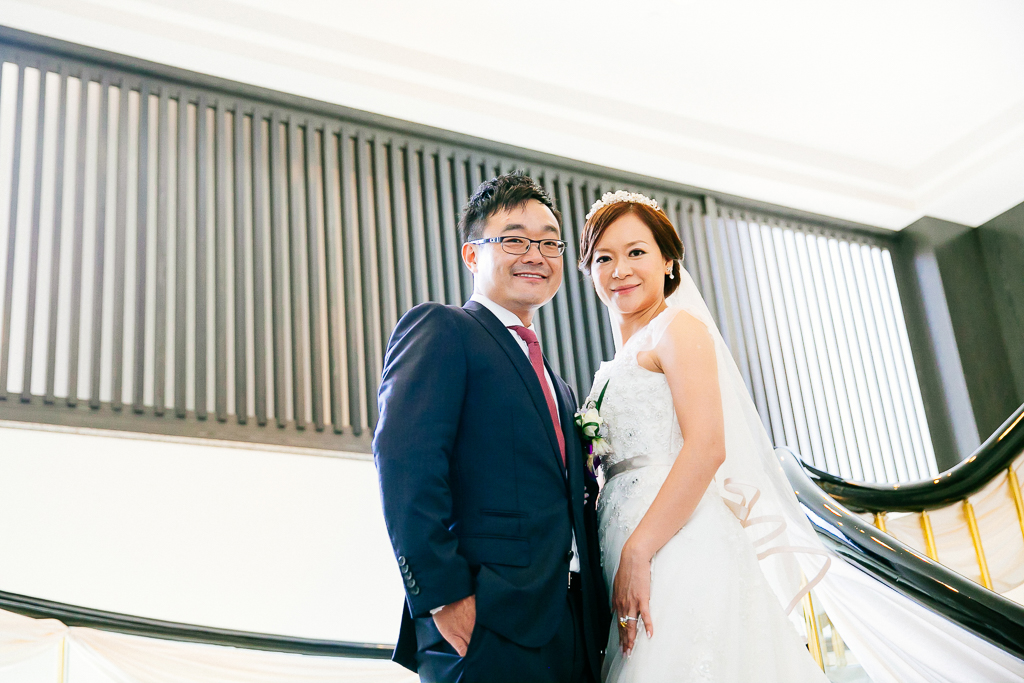 台北晶華酒店 結婚午宴097