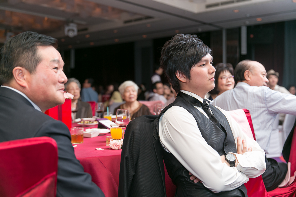 台北維多麗亞酒店 晚宴077