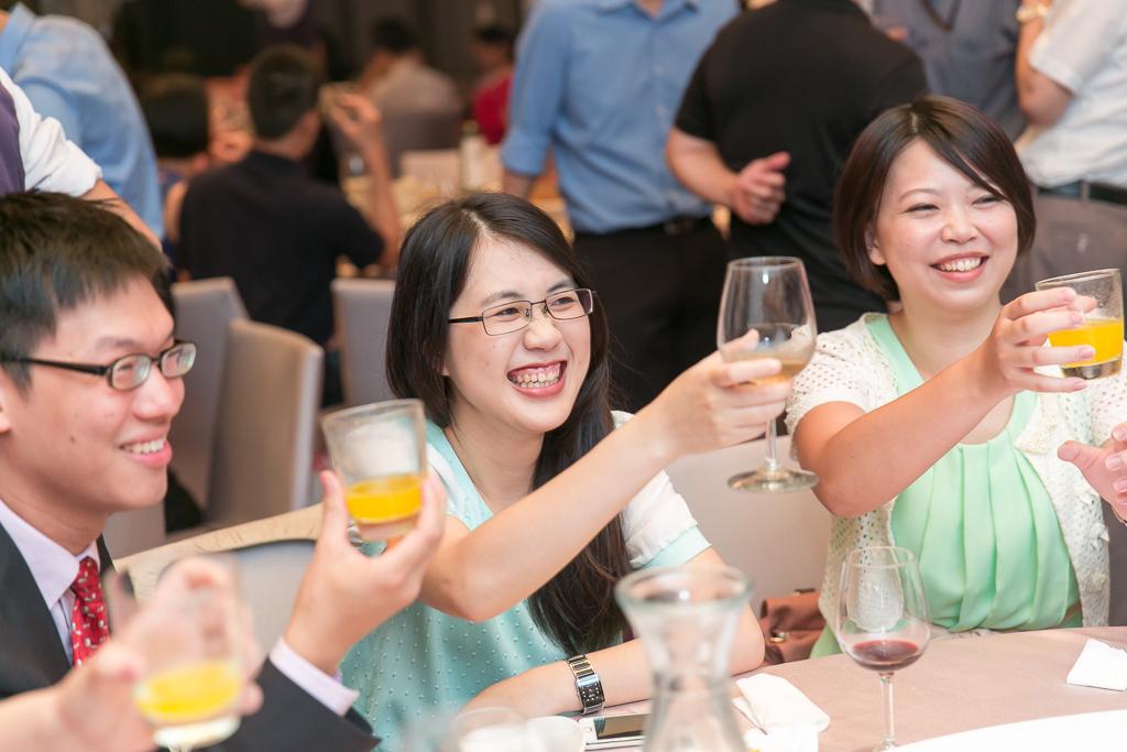 台北維多麗亞酒店 晚宴101