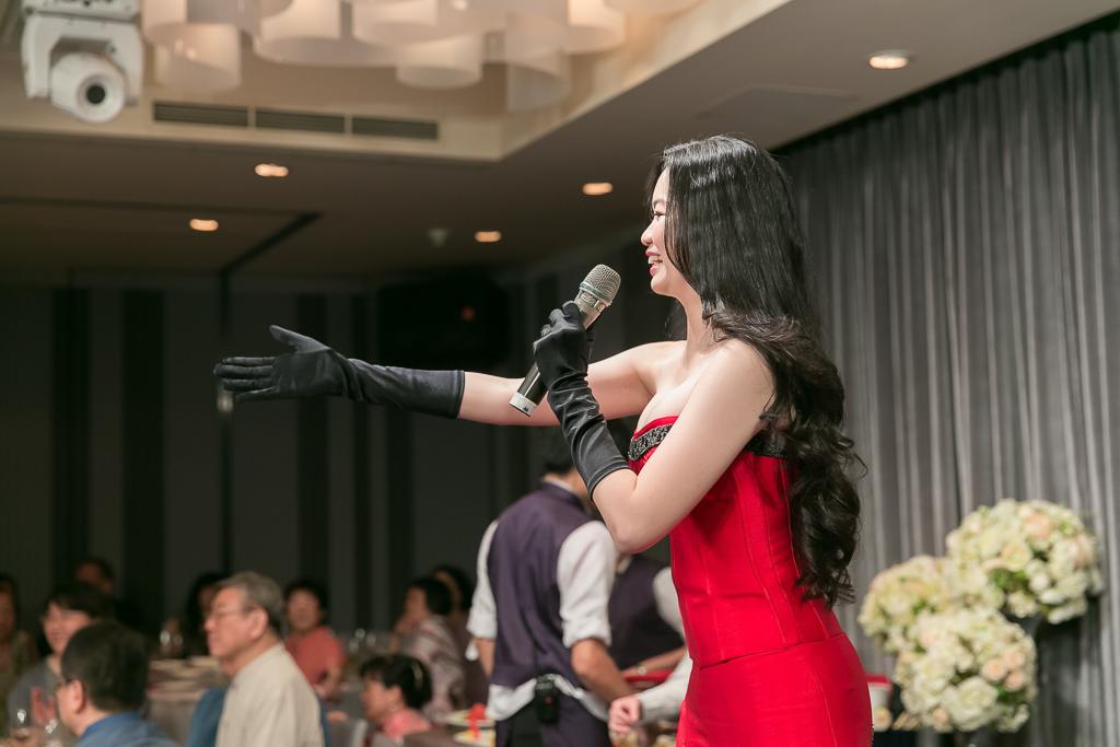 台北維多麗亞酒店 晚宴105