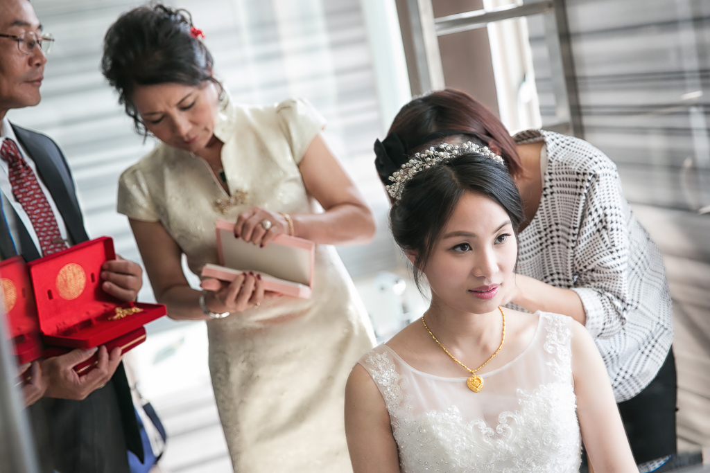 台北豪園飯店 結婚午宴008