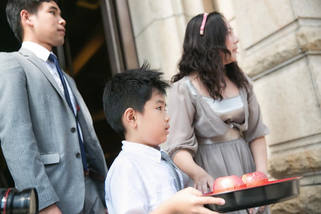 台北豪園飯店 結婚午宴014