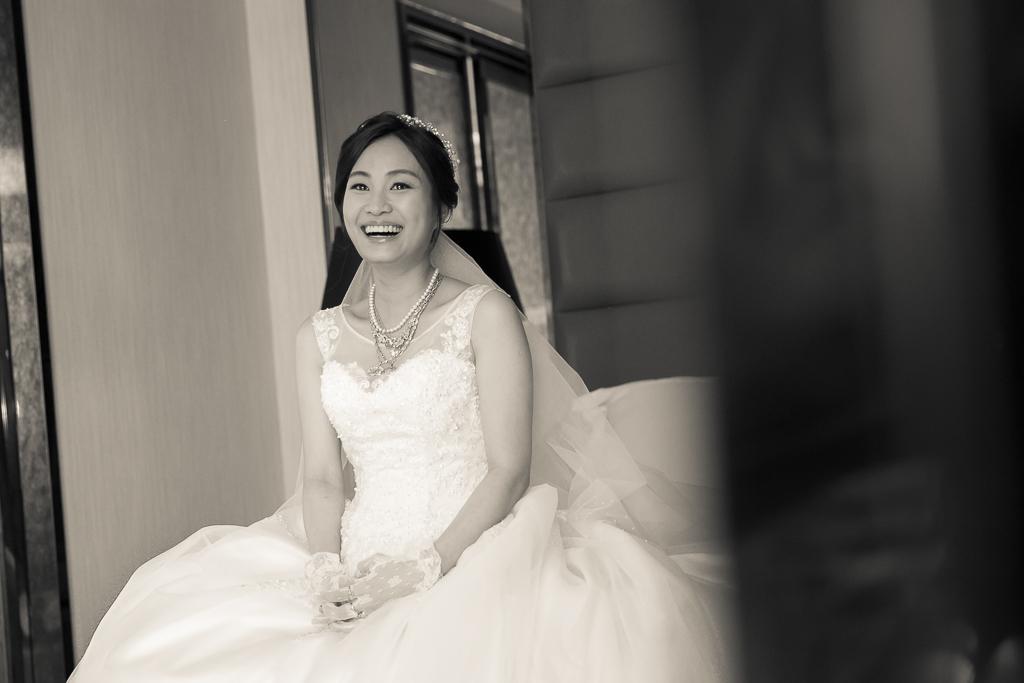 台北豪園飯店 結婚午宴019