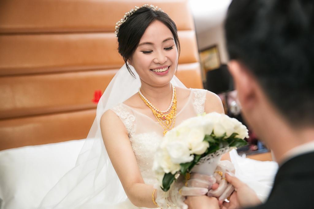 台北豪園飯店 結婚午宴023