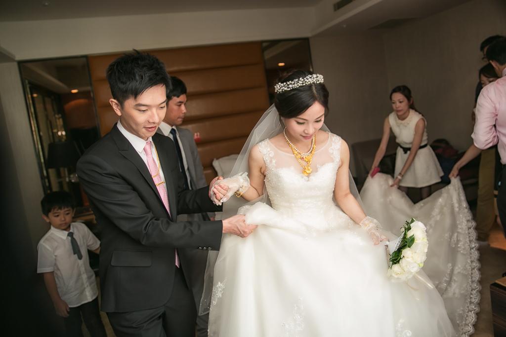 台北豪園飯店 結婚午宴024