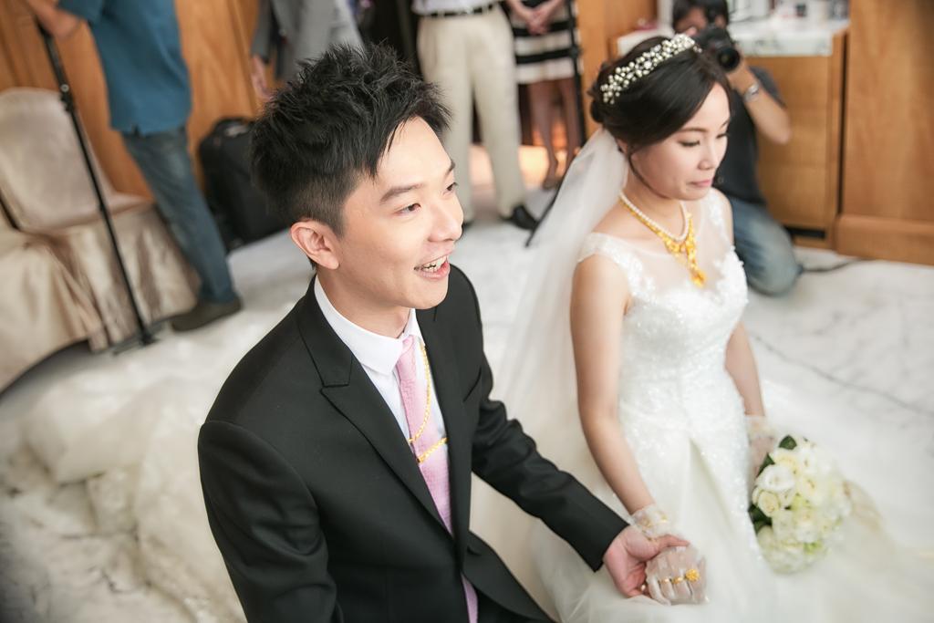 台北豪園飯店 結婚午宴025