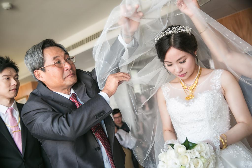 台北豪園飯店 結婚午宴034