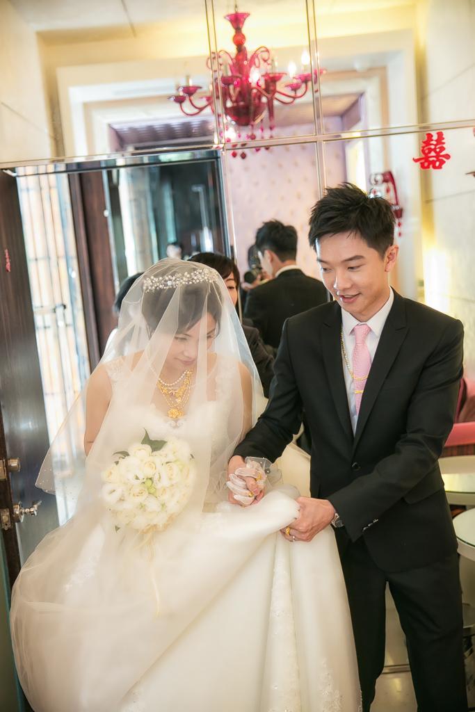 台北豪園飯店 結婚午宴044
